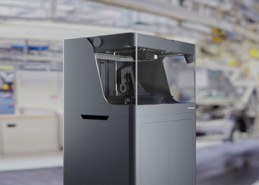 X7 - Industrial composite printer product view