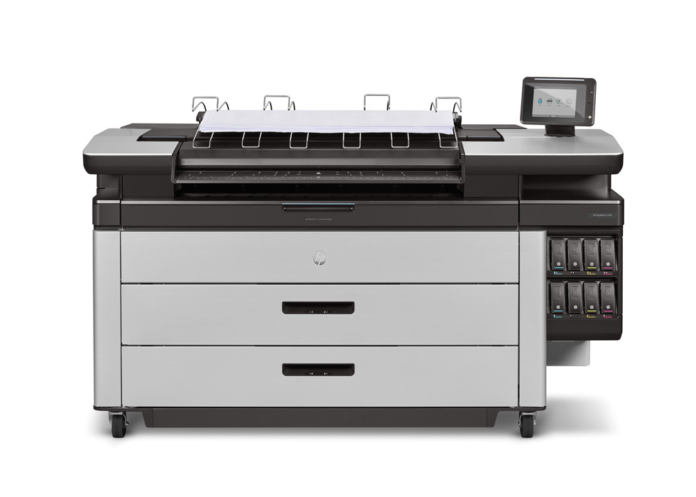HP PageWide XL 5100 MultiFunction Printer front