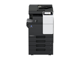 bizhub C227i A3 Printer top view