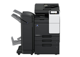 bizhub C227 A3 Printer side view