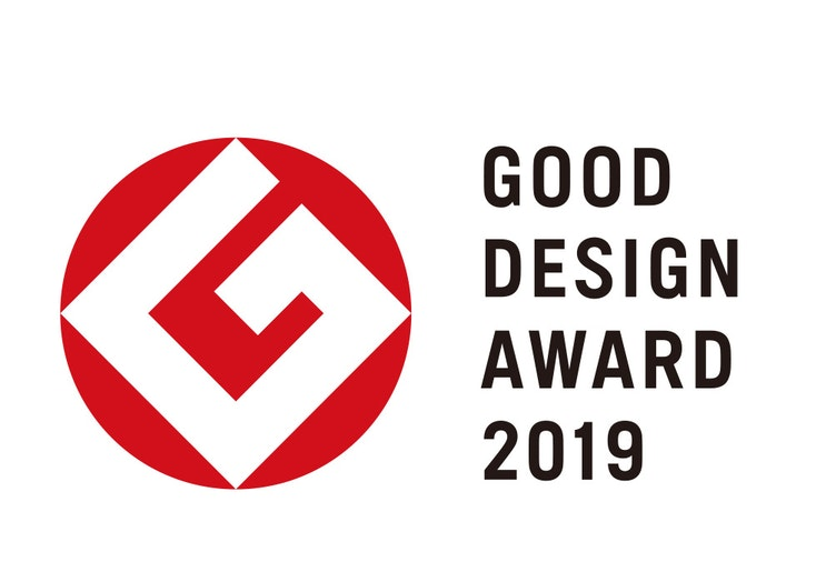 Good Design Award 2019 Badge