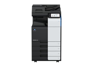 bizhub C250i, one of Konica Minolta's high performing multi-function A3 Printers