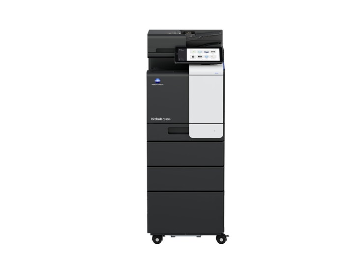 bizhub C3350i product side view