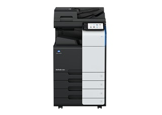 bizhub C360i, one of Konica Minolta's high performing multi-function A3 Printers