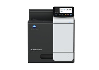 bizhub C3300i product front view