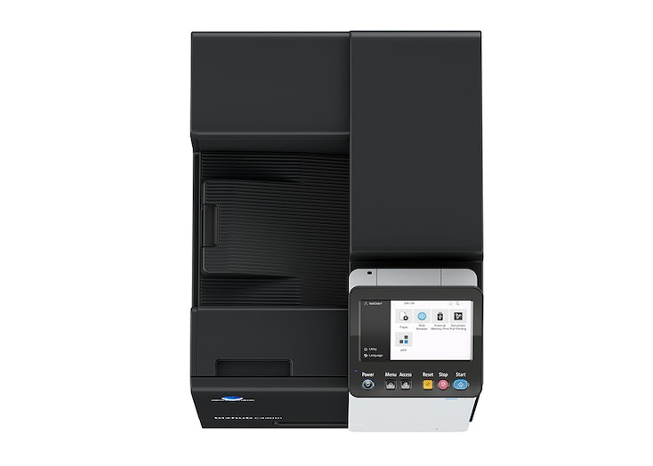 bizhub C3300i product top view