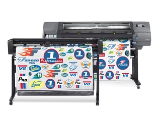 HP Latex 315 Print & Cut Solution Front view